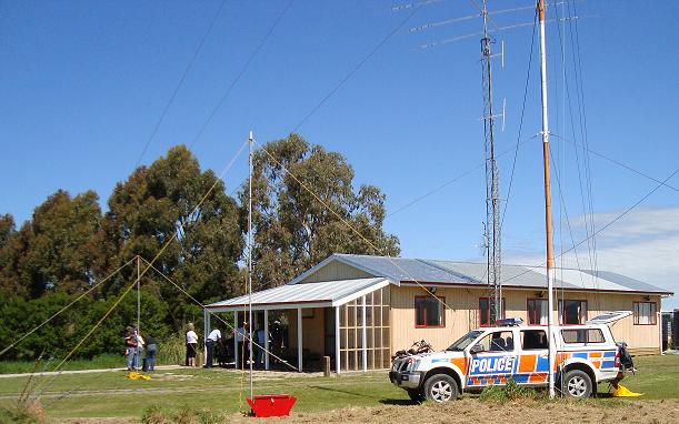 Wairarapa Branch 46 Opens Combined Clubrooms and SAR HQ (1/2)