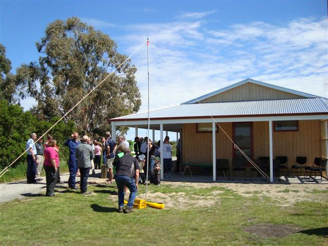 Wairarapa Branch 46 Opens Combined Clubrooms and SAR HQ (2/2)